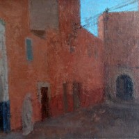 Alley, Marrakesh