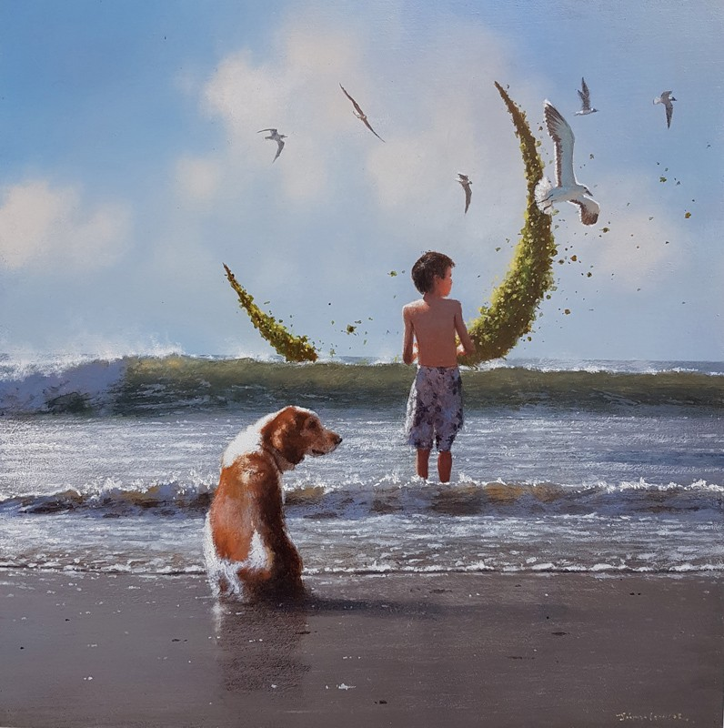 KAGP166-Jimmy-Lawlor-Crest-of-a-wave-30x30-3300