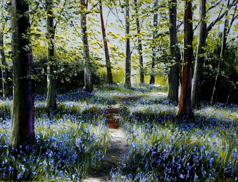Mark-Eldred-Killarney-bluebells-36x28-1300-KAGP275