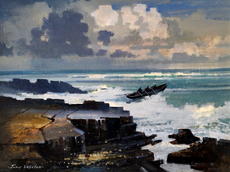 John-skelton-snr-paintings-into-the-surf
